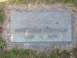 Maydream Rosina <i>McLean</i> Bernier