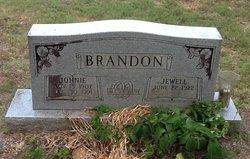Alice Jewell <i>Blalock</i> Brandon