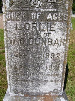 Lorlie <i>Clark</i> Dunbar