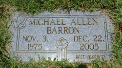 Michael Allen Barron