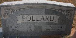 Charlie W Pollard