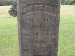 Hannah Matilda <i>Wooden</i> Russell