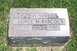 George Mateland Babcock