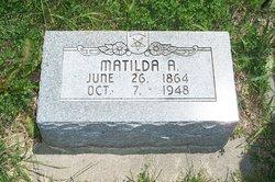 Matilda Adaline <i>Miller</i> Babcock