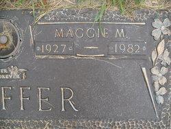 Mrs Maggie M Shaffer