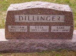 Etta <i>Wise</i> Dillinger