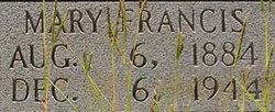 Mary Frances <i>Andrews</i> Wornick