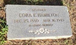 Cora E Hamilton
