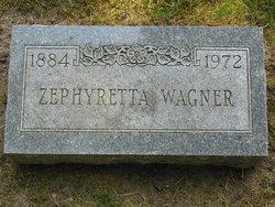 Zephyretta <i>Blevins</i> Wagner