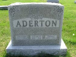Elizabeth <i>Jewell</i> Aderton