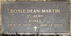 Doyle Dean Martin