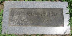 Ida M Brelsford