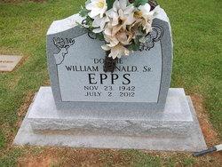 William Donald Donnie Epps, Sr