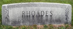 Laura May Rhoades