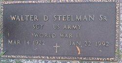 Walter Dewey Steelman, Sr
