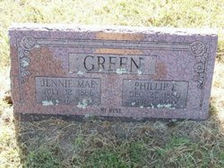 Phillip Louie Green