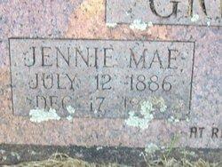 Jennie Mae <i>Bryson</i> Green