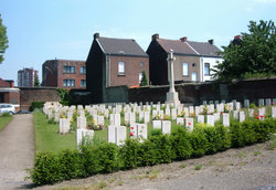 Charleroi Communal Cemetery