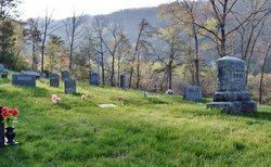 New Flats Cemetery of Spring Creek