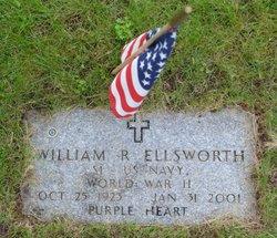 William R Ellsworth