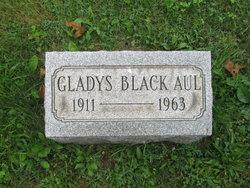 Gladys <i>Black</i> Aul