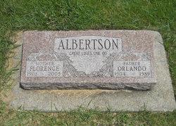 Orlando E Albertson