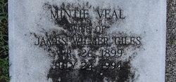 Mintie Dora <i>Veal</i> Giles