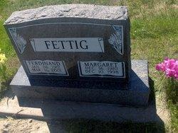 Ferdinand A Fred Fettig
