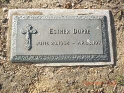Esther Dupre