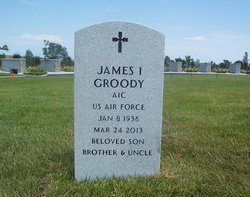 James Jim Ira Groody