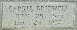 Carrie <i>Bridwell</i> Hinze