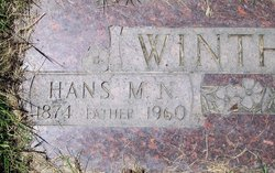 Hans Martin Norman Winther