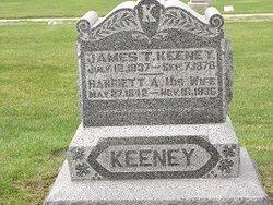Harriet Angeline <i>Douglass</i> Keeney