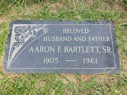 Aaron Floyd Bartlett, Sr