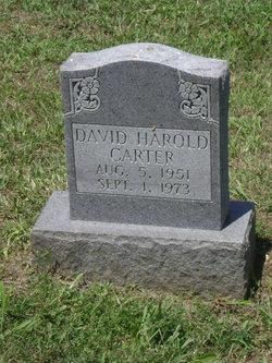 David Harold Carter