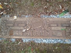 Rev Willie E. Adams