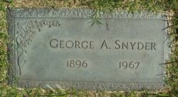 George A Snyder