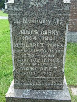 Margaret <i>Innes</i> Barry