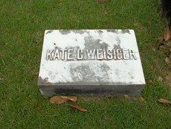 Kate <i>Clanton</i> Weisiger