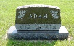 Catherine Agnes <i>Ackerman</i> Adam