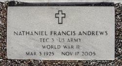 Nathaniel Francis Andrews
