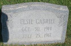 Elsie Gabriel