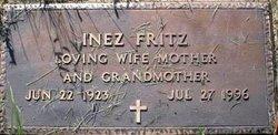 Inez Adair <i>Ruf</i> Fritz