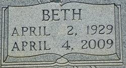 Beth <i>Watts</i> Nezat