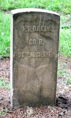 Hubbard H Dakin