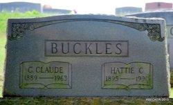 Hattie Belle Buckles