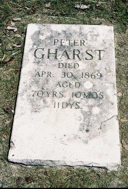 Peter Gharst