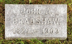 John A Bradshaw