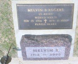 Melvin B Rogers