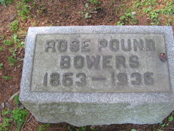 Rose <i>Pound</i> Bowers